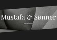 Mustafa Og Sønner logo