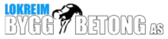 Lokreim Bygg og Betong AS logo