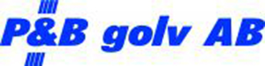 P & B Golv AB logo