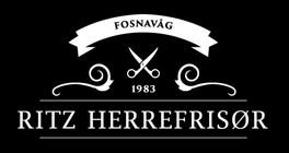 Ritz Herrefrisør logo