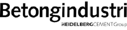 Betongindustri AB logo