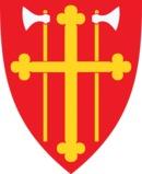 Den norske Kirke Alvdal sokn logo