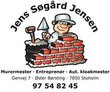 Jens Søgård Jensen logo