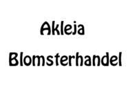Akleja Blomsterhandel logo