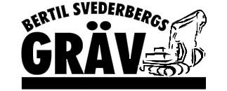 Bertil Svederberg Gräv AB logo