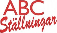 ABC Ställningar Stockholm logo