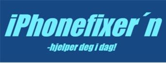 Iphonefixer'n Kristiansund logo