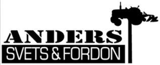 Anders Svets & Fordon, AB logo