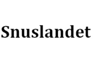 Snuslandet logo