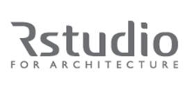 Rstudio for architecture AB logo