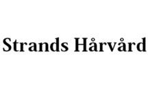 Strands Hårvård logo