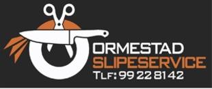 Ormestad Slipeservice logo