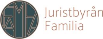 Juristbyrån Familia logo