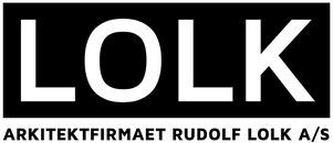 Arkitektfirmaet Rudolf Lolk A/S logo