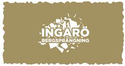 Ingarö Bergsprängning AB logo
