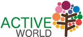 Active World Sweden logo