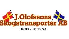 J. Olofssons Skogstransporter AB logo