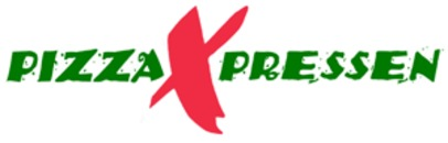 PizzaXpressen Fredrikstad Øst logo