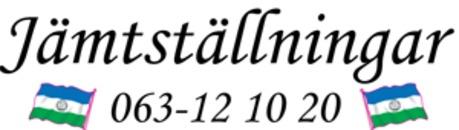 Jämtställningar AB logo