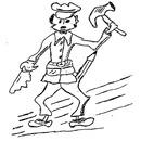 Tømrermester Ejgild Olsen logo
