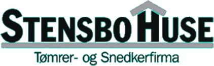 Stensbo Huse ApS logo