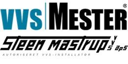 Aut.VVS-installatør Steen Mastrup ApS logo