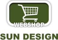 Sun Design A/S  - Klinikbeklædning, Firmatøj, Klubtøj logo