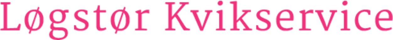 Løgstør Kvikservice logo