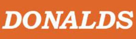 Donalds Bilbärgning logo