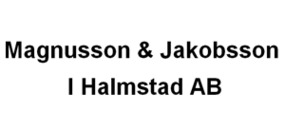Magnusson & Jakobsson i Halmstad AB logo