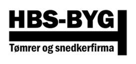 Hbs Byg ApS logo