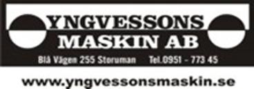 Yngvessons Maskin AB logo