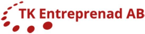 TK Entreprenad AB - Tjörn logo