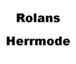 Rolans Herrmode logo