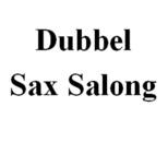 Dubbel Sax Salong logo