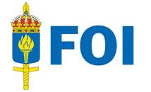 FOI, Totalförsvarets forskningsinstitut logo