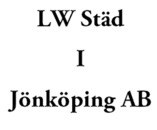 LW Städ i Jönköping AB logo