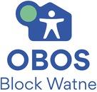 OBOS Block Watne Hønefoss logo