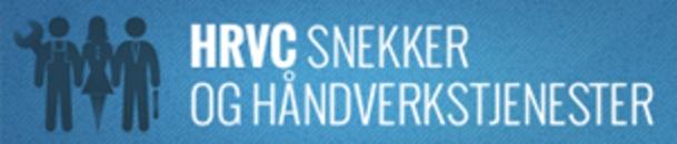 Hrvc Snekker og Håndverkstjenester AS logo