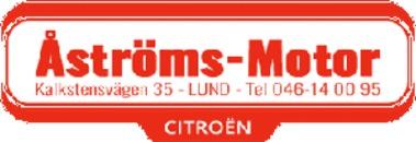 Åströms Motor i Lund logo
