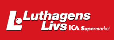 Luthagens Livs Ica Supermarket logo