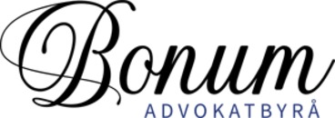 Bonum Advokatbyrå AB logo