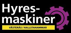 Hyresmaskiner i Hallstahammar AB logo