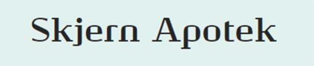 Skjern Apotek logo