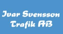 Ivar Svensson Busstrafik logo
