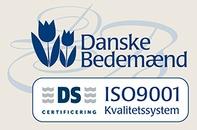 Bedemanden på Frederiksberg logo