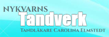 Tandläkare Carolina Elmstedt AB logo