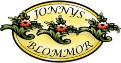 Jonnys Blommor logo