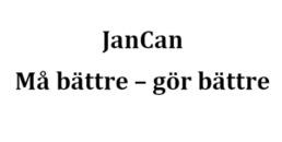 JanCan Må bättre - gör bättre logo