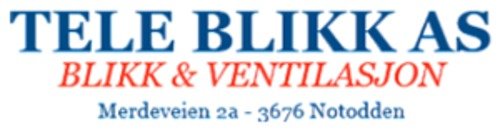 Tele Blikk AS logo